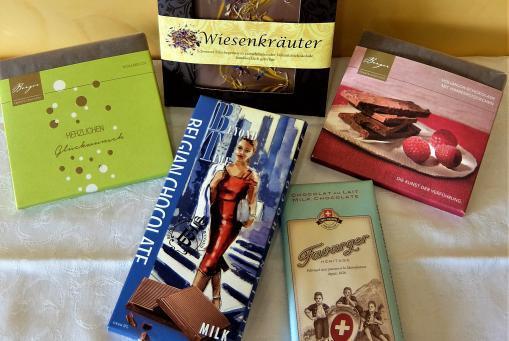 Milchschokoladen