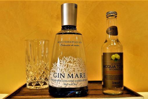 Gin Mare - Der mediterrane Gin aus Spanien