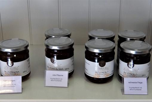 Aromatische Marmeladen