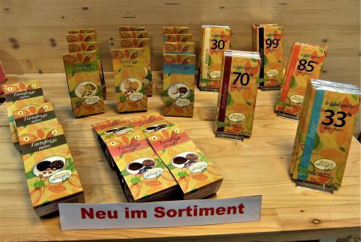 Alles B i o !!! Tartufi und Schokoladen aus dem Piemont