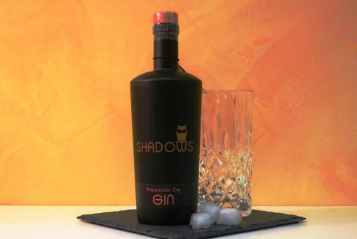 Dry Gin aus Franken: SHADOWS