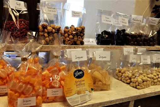 Früchte, Nüsse und Beeren