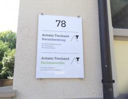 Achalm Treuhand Steuerberatung in Reutlingen