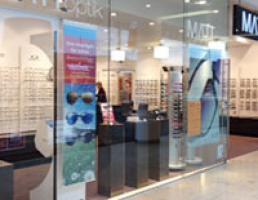 MATT Optik in den Regensburg Arcaden in Regensburg