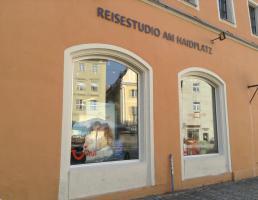 Reisestudio Am Haidplatz in Regensburg