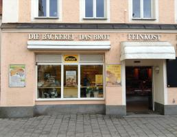 Bäckerei Ebner Arnulfsplatz in Regensburg