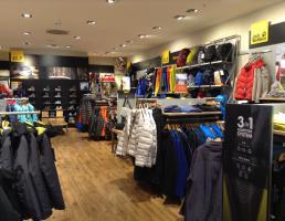 Jack Wolfskin Store Donau-Einkaufszentrum in Regensburg