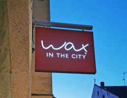 Wax in the City in Regensburg