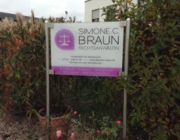 Simone C. Braun Rechtsanwalt in Reutlingen