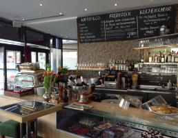 Italienisches Eiscafe Bar Rossi in Regensburg