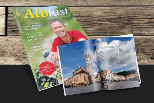 Alblust - Das schwäbische Alb Magazin