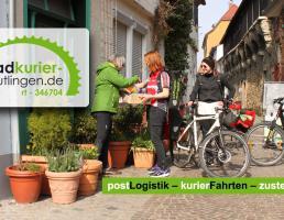 fahrradkurier- reutlingen in Reutlingen