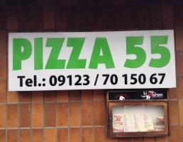 Pizza 55 in Lauf an der pegnitz