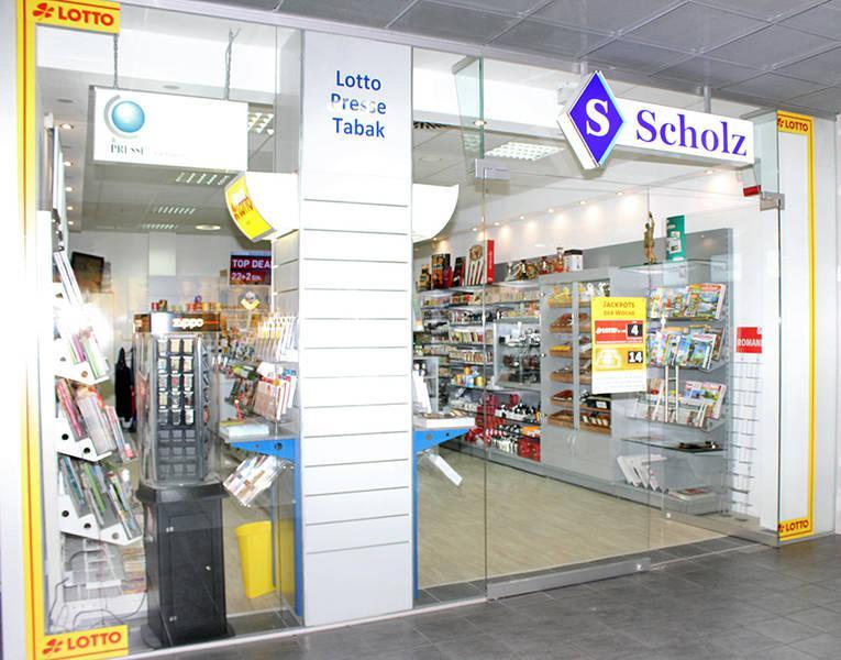 lotto presse tabak scholz in regensburg dr gessler stra e 45. Black Bedroom Furniture Sets. Home Design Ideas