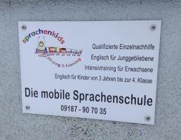 Sprachenkids - Die mobile Sprachenschule. in Leinburg