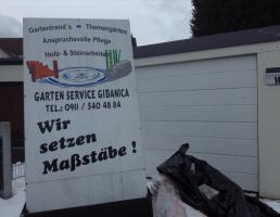 Gibanica Gartenbauservice in Röthenbach an der Pegnitz