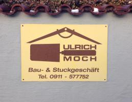 Moch Ulrich Bau & Stuckgeschäft in Röthenbach an der Pegnitz