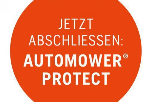 Automower Versicherungsschutz für Privat und Gewerbekunden