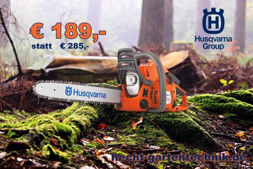 Husqvarna Motorsäge 236