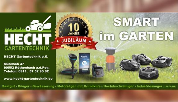 HECHT Gartentechnik in Röthenbach an der Pegnitz Impression
