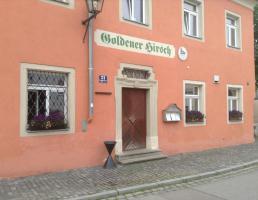 Goldener Hirsch in Regensburg