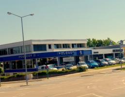 Automobile Kraus - Peugeot, Renault, Dacia in Regensburg