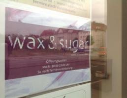 Wax & Sugar in Regensburg