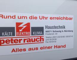 Peter Rauch Elektro-Kälte-Klima GmbH in Schwaig bei Nürnberg