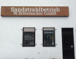 Sandstrahlbetrieb Waldemar Schumacher GmbH in Schwaig bei Nürnberg