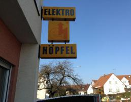 Elektro Höpfel in Leinburg