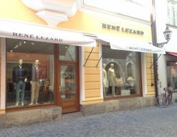 Rene Lezard in Regensburg