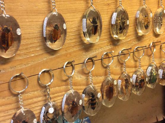 einzigartige Schlüsselanhänger