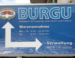 Burgu Druckweiterverarbeitung in Schwaig bei Nürnberg