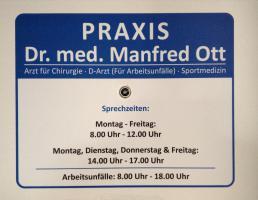 Dr. med. Manfred Ott in Röthenbach an der Pegnitz