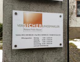 Versicherungsmaklerbüro Roland Felix Bauer in Rückersdorf
