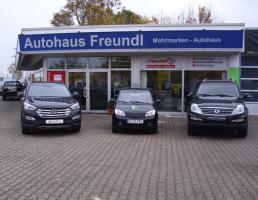 Autohaus Freundl in Regensburg