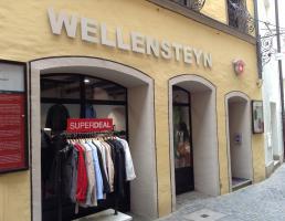 Wellensteyn Store in Regensburg