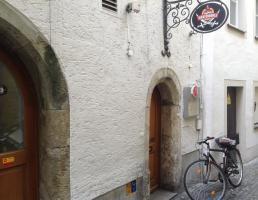 Piratenhöhle in Regensburg