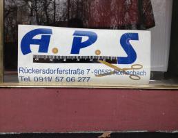 A.P.S - Änderungsschneiderei in Röthenbach an der Pegnitz