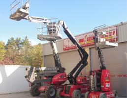 Arbeitsbühnen Billmeier GmbH in Rückersdorf