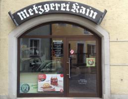 Metzgerei Kain in Regensburg