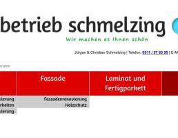 Schmelzing, Malerbetrieb in Röthenbach an der Pegnitz