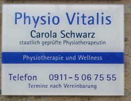 Physio Vitalis in Schwaig bei Nürnberg