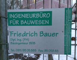 Friedrich Bauer in Röthenbach an der Pegnitz