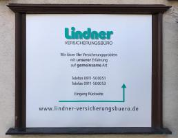 Lindner Versicherungsbüro in Schwaig bei Nürnberg