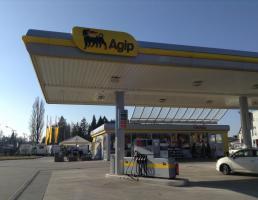 Agip Tankstelle in Röthenbach an der Pegnitz