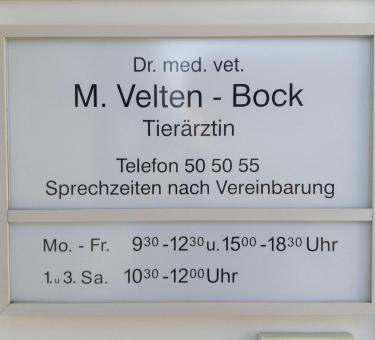 Dr. Maria Velten-Bock