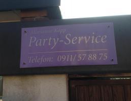 Party Service Kopp in Rückersdorf