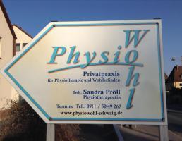 PhysioWohl in Schwaig bei Nürnberg