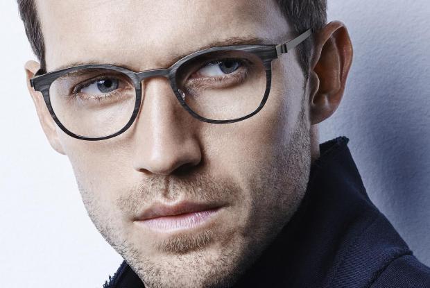 Brillen aus Büffelhorn